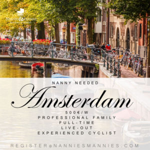 Full-time Nanny Needed Amsterdam