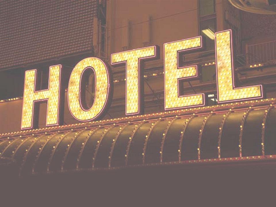 hotels login